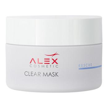 Маска с солью мертвого моря Clear Mask ALEX COSMETIC