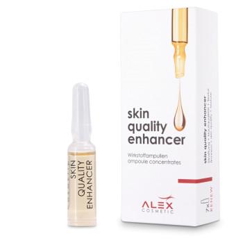 Skin Quality Enhancer /Ампулы для улучшения качества и текстуры кожи АLEX COSMETIC