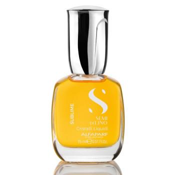 Масло для посечённых кончиков волос, придающее блеск SDL D Cristalli Liquidi ALFAPARF