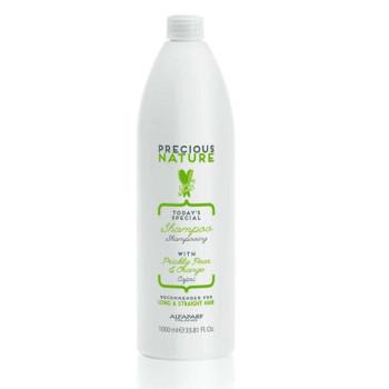Шампунь для длинных и прямых волос Precious Nature Long Straight Hair Oil Shampoo ALFAPARF