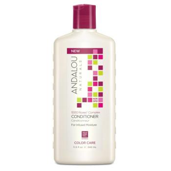 Кондиционер для жёстких и вьющихся волос 1000 Roses® Complex Color Care Conditioner ANDALOU NATURALS