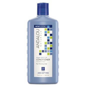 Укрепляющий кондиционер для  ослабленных волос Argan Stem Cell Age Defying Treatment Conditioner ANDALOU NATURALS