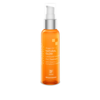 Концентрат масел для лица «Арган+Омега» Argan Oil + C Natural Glow 3 in 1 Treatment ANDALOU NATURALS