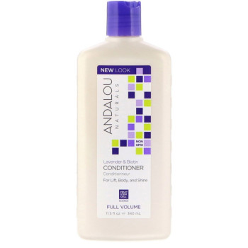 Кондиционер для объема волос Lavender & Biotin Full Volume Conditioner ANDALOU NATURALS
