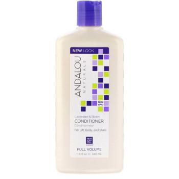 Кондиционер для объема волос Lavender & Biotin Full Volume Conditioner ANDALOU NATURALS