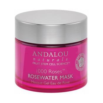 Восстанавливающая маска для лица 1000 Roses™ Rosewater Mask ANDALOU NATURALS