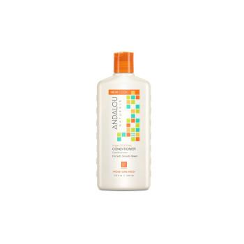 Кондиционер для увлажнения волос Argan Oil & Shea Moisture Rich Conditioner ANDALOU NATURALS