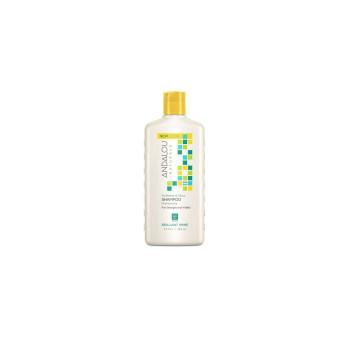 Шампунь для блеска волос Sunflower & Citrus Brilliant Shine Shampoo ANDALOU NATURALS
