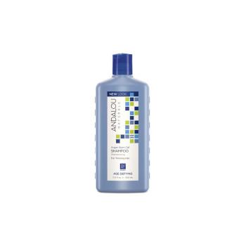 Укрепляющий шампунь для  ослабленных волос Argan Stem Cell Age Defying Shampoo ANDALOU NATURALS