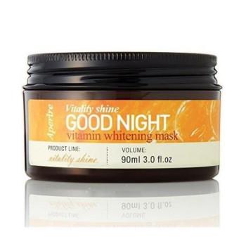Маска ночная с витаминами для ровного тона кожи APERIRE