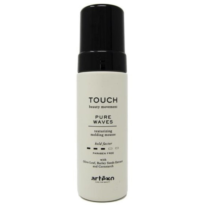 Мусс для укладки Touch Pure Waves Mousse ARTEGO