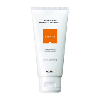 Питательный шампунь Sunrise Nourishing Shampoo ARTEGO
