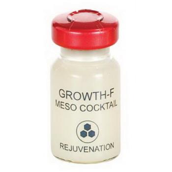 Регенерирующий и восстанавливающий коктейль GROWTH-F meso-cocktail HIKARI