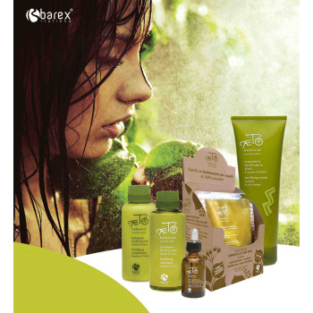 Процедура восстановления волос NATURAL SPA BAREX
