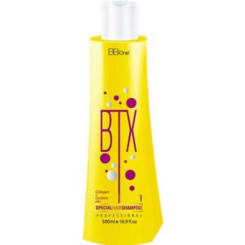 Шаг 1 Подготавливающий шампунь BTX Special Hair pH=6,5 BB ONE