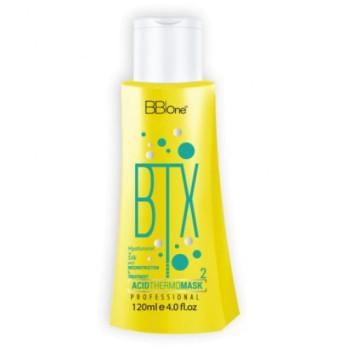 Шаг 2 Интенсивный реконструктор BTX Acid Thermo Mask pH=2,5 (аминокислотный) BB ONE