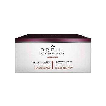 BIOTREATMENT Восстанавливающий лосьон для волос, 12 х 10 мл BRELIL PROFESSIONAL