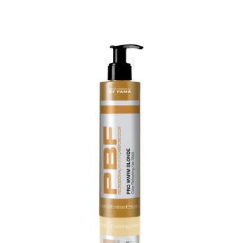 Маска освежающая теплые оттенки блонда PBF CAREFORCOLOR PRO WARM BLONDE HAIR MASK BY FAMA PROFESSIONAL