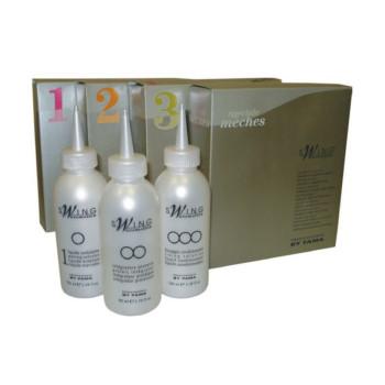 Набор для химической завивки для тонких волос №2 Swing Wamemotion BY FAMA PROFESSIONAL