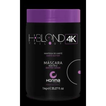 Маска H-Blond Trilogy 4K HONMA TOKYO