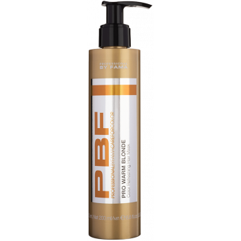 Маска усиливающая теплые оттенки блонда PBF CAREFORCOLOR PRO WARM BLONDE PLUS HAIR MASK BY FAMA PROFESSIONAL