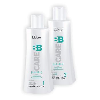 Набор для волос после химического воздействия BB Care after Nanoplastica BB ONE
