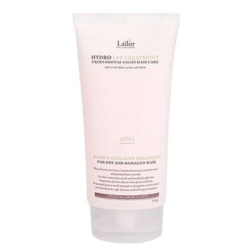 Восстанавливающая маска для волос с LPP комплексом Eco Hydro LPP Treatment LA DOR