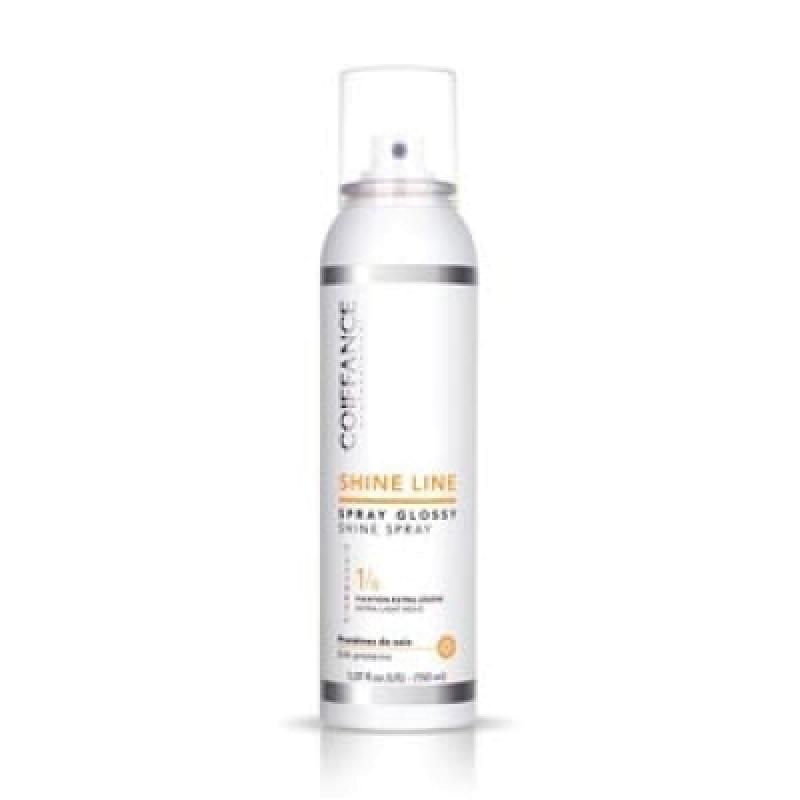 Спрей для придания глянцевого блеска волосам SHINE LINE - SPRAY GLOSSY COIFFANCE