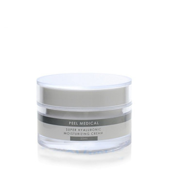 Гиалуроновый супер увлажняющий крем Super Hyaluronic Moisturizing Cream PEEL MEDICAL