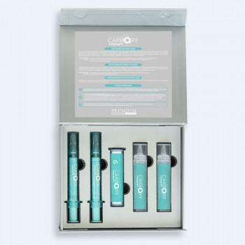 Набор Peeling carboxy therapy для лица и шеи PREMIUM