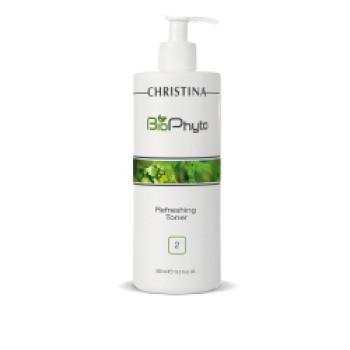 Bio Phyto Refreshing Toner Освежающий тоник (шаг 2) Christina (Кристина)