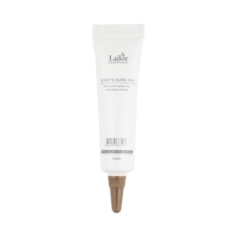 Очищающие ампулы для кожи головы Scalp Scaling Spa Ampoule LA DOR