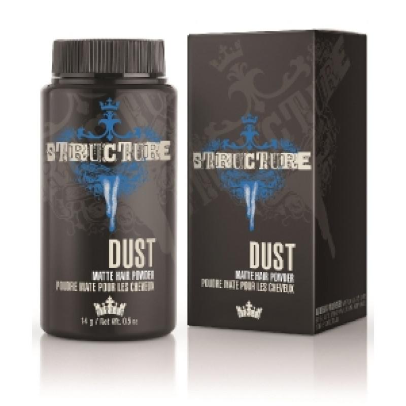 Пудра матовая для объема и текстуры Structure Dust STRUKTURE