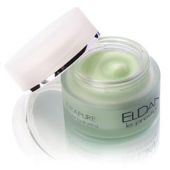 Очищающий крем для проблемной кожи Idrapure oil free hydrating ELDAN