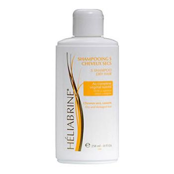 Шампунь 'S' для сухих волос Shampooing cheveux secs HELIABRINE