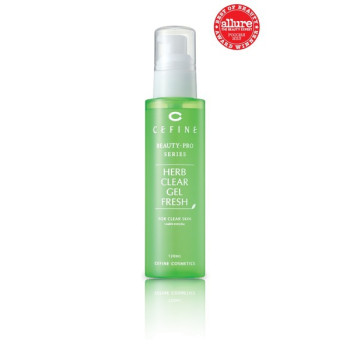 Гель-пилинг освежающий 'Beauty Pro Herb Clear Gel Fresh' CEFINE