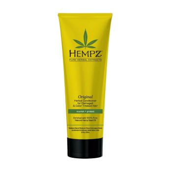 Шампунь растительный Оригинальный сильной степени увлажнения для поврежденных волос Original Herbal Shampoo For Damaged Color Treated Hair HEMPZ