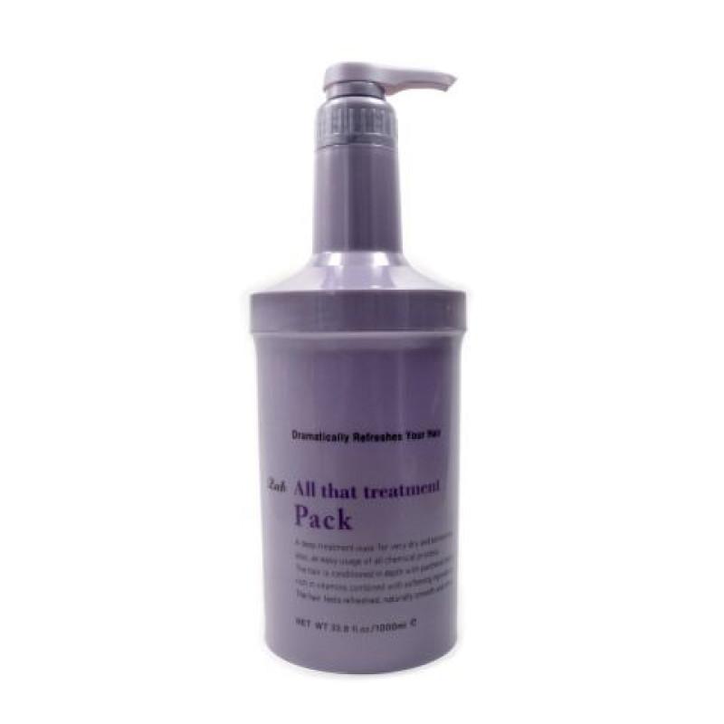 Антивозрастная маска для лечения волос ZAB