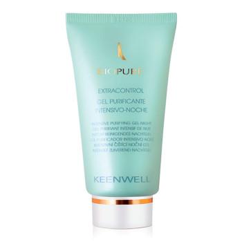 Biopure Gel Purificante Intensivo Noche Extracontrol Ночной гель для глубокого очищения кожи Экстраконтроль KEENWELL