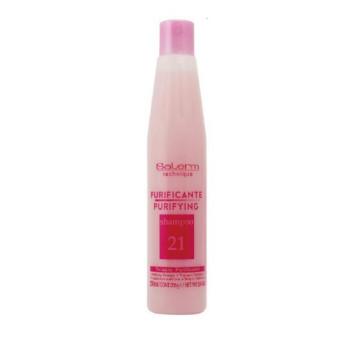 Шампунь очищающий Shampoo Purificante Salerm (Салерм)