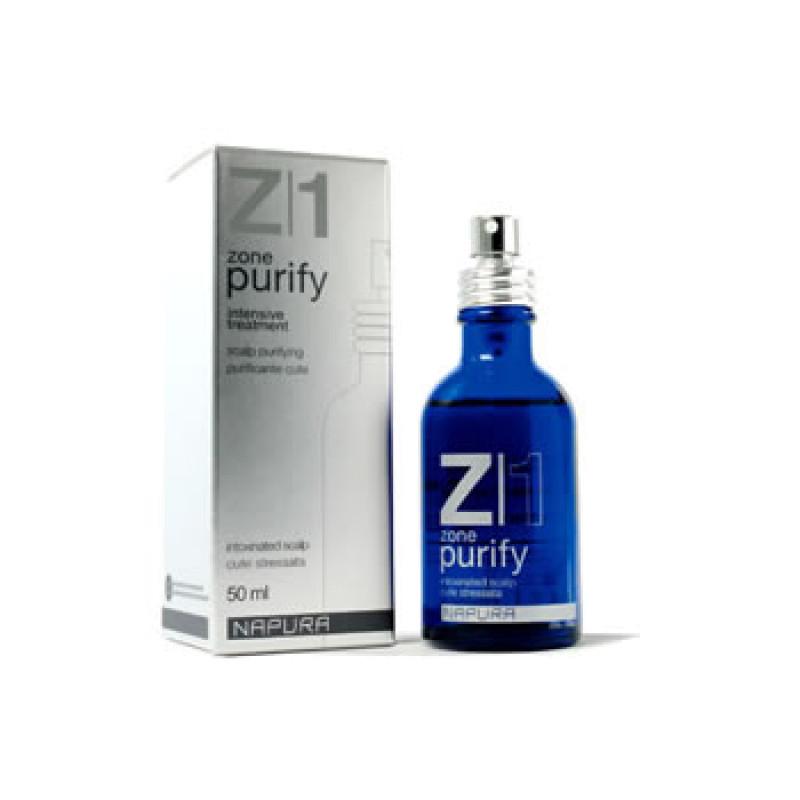Purify Pre aerosol Z1 Аэрозоль для биологического очищения перед шампунем.Detox NAPURA