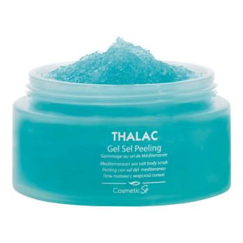 Гель-скраб с морской солью THALAC