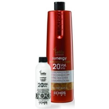 Окислительная эмульсия- 6 % Synergy Activator Cream 20 Vol ECHOSLINE