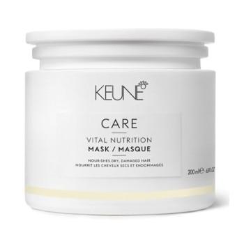 Маска Основное питание CARE Vital Nutrition Mask KEUNE
