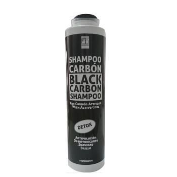 Черный древесный шампунь BLACK CARBON SHAMPOO BELKOS BELLEZA