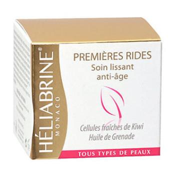 Крем 'Первые морщины' Creme Premieres rides HELIABRINE