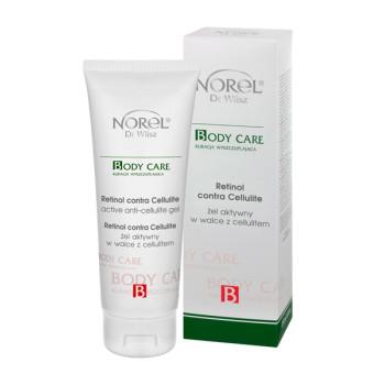 Интенсивный антицеллюлитный гель / Norel Retinol contra Cellulite - Active anti - cellulite gel NOREL DR.WILSZ