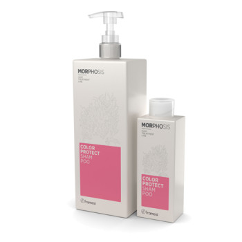 Шампунь для окрашенных волос MORPHOSIS COLOR PROTECT FRAMESI