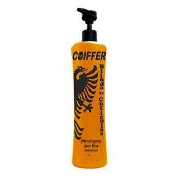 Система для выпрямления и разглаживания волос BLINDA AS CUTICULAS Шаг 3 COIFFER