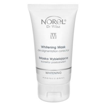 Маска - редуктор гиперпигментаций Whitening - Whitening mask de - pigmentation corrector NOREL DR.WILSZ